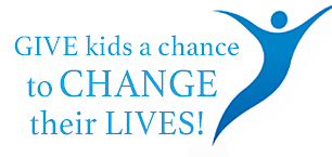 Give kids a chance to change their lives.